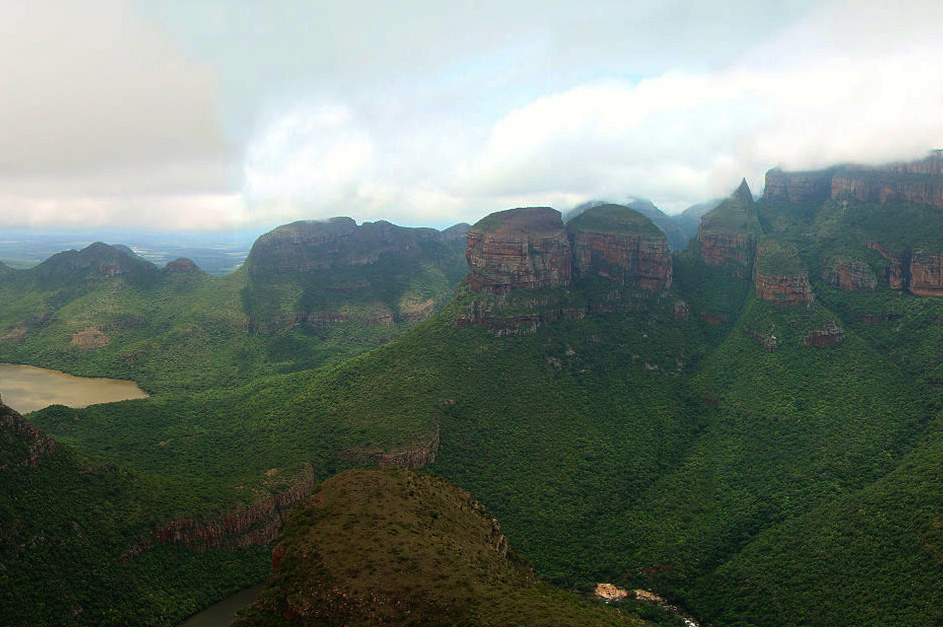 blyde river canyon and kruger park safari