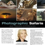 photographic safaris review south africa